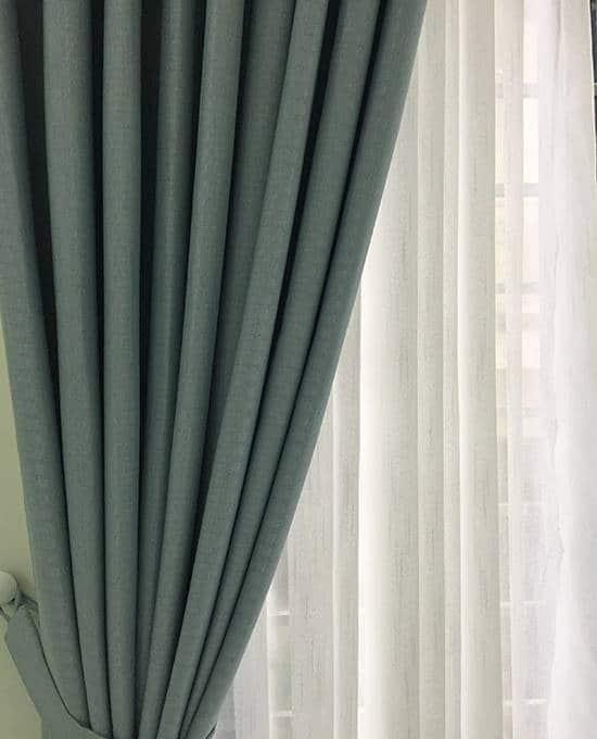 rv 568 1 - Rèm vải 1 màu RV-568-1