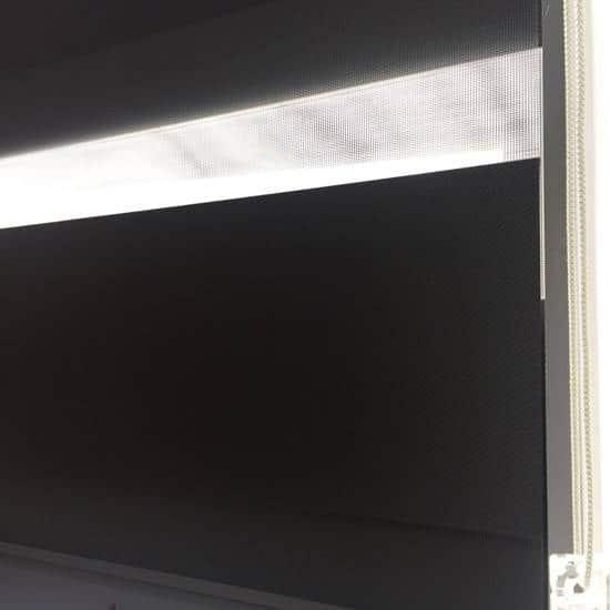 Vải cuốn cầu vồng NICOLE CE-154 cho phòng ngủ