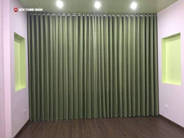 Rèm vải 1 màu RV 484-18 chống nắng