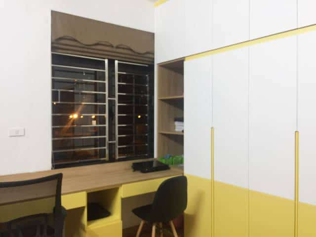 Rèm cửa roman phòng ngủ RM-484-7
