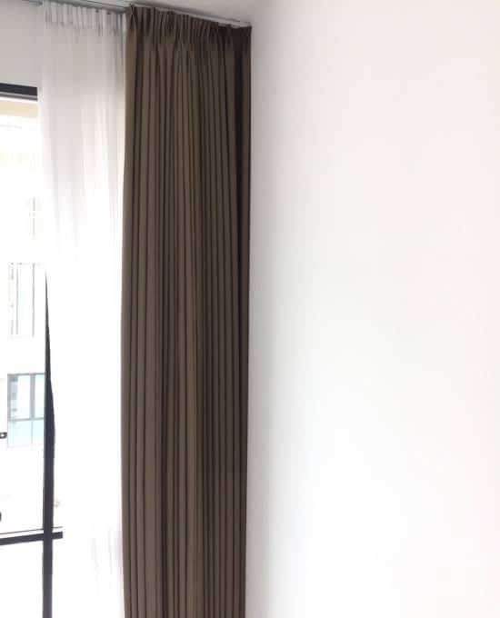 rem 2 lop cua nhat - Rèm vải Nhật 2 lớp đẹp tại Hà Đông Hà Nội