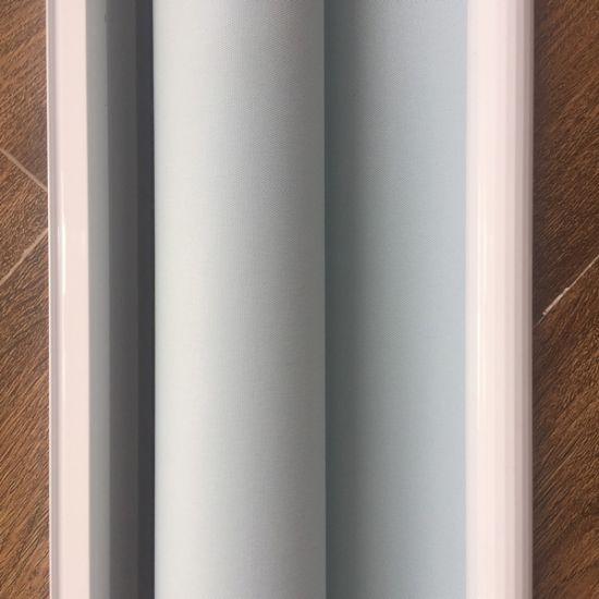 Thanh máng, trục lô, đối trọng màn cuốn