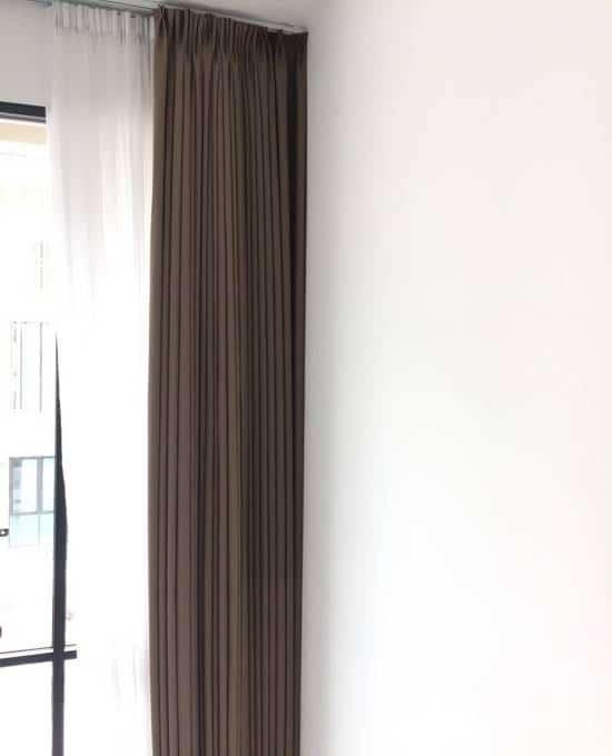 rem 2 lop cua nhat - Rèm cửa đẹp vải Nhật Bản T898