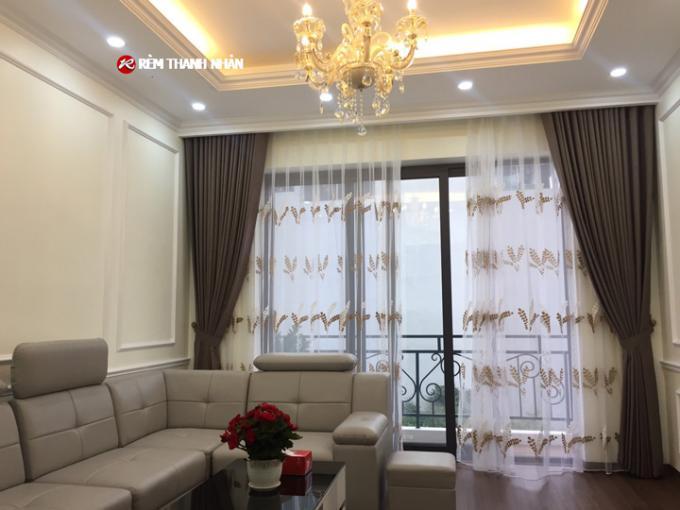 Rèm cửa sổ đẹp giá rẻ phòng khách