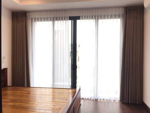 Rèm phòng ngủ vải Nhật