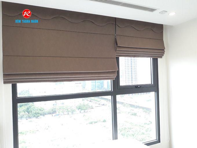 Hình ảnh roman 2 lớp RM484-6 phòng ngủ