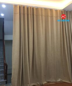 Rèm vải ngăn lạnh phòng điều hòa RV51-13