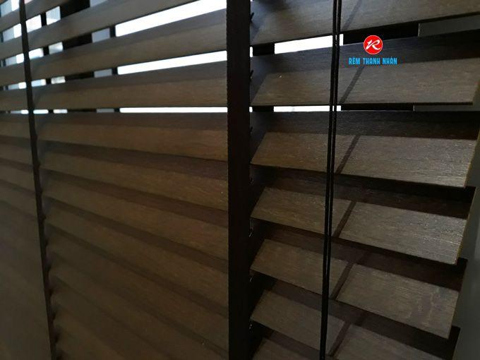 Rèm gỗ Bách msj 701 bản 50