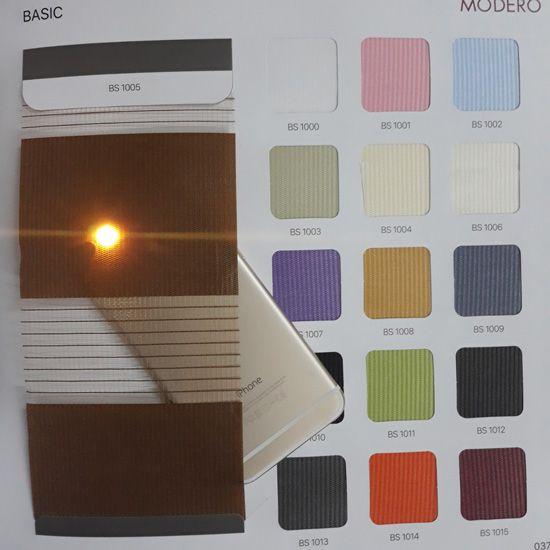 Màu mành cầu vồng Basic