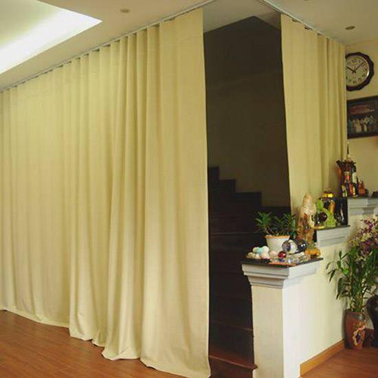 Báo giá rèm vải ngăn lạnh phủ nhựa phòng điều hòa