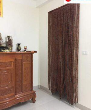 Rèm hạt gỗ cao cấp