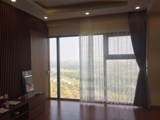 Rèm vải giá rẻ chống nắng cách nhiệt tại Hà Nội