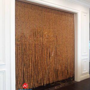 Rèm hạt gỗ Pơmu