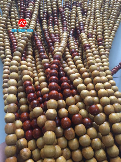 Dây chuỗi hạt gỗ