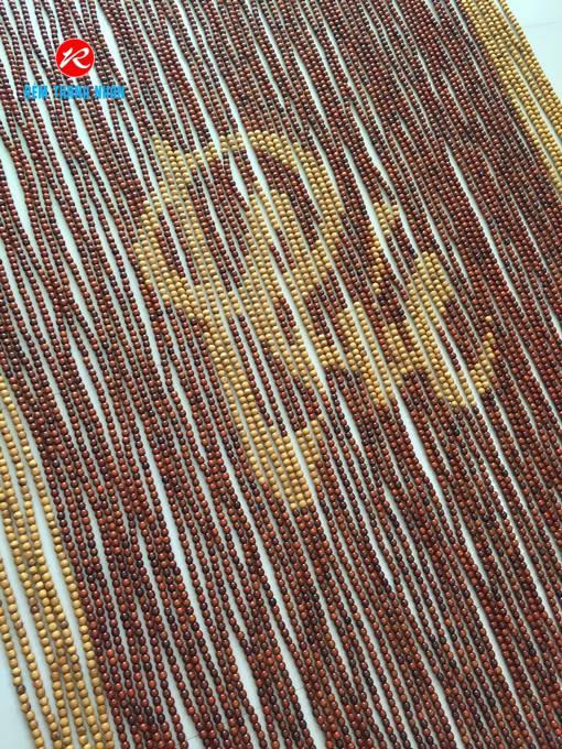 Hạt gỗ Hương chữ Phúc