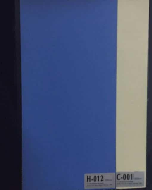 Màu mành lá dọc giá rẻ H-012