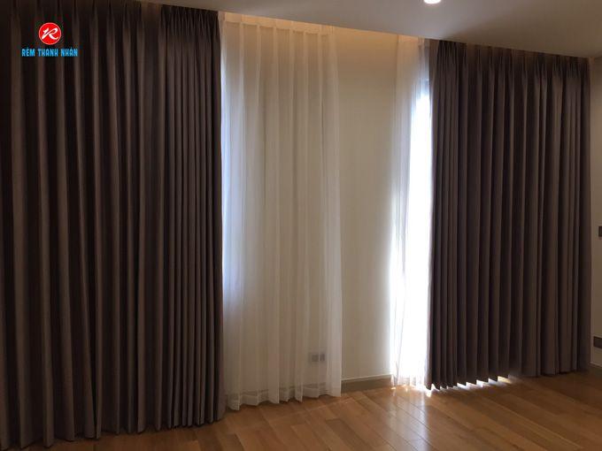 Mẫu rèm cửa cho phòng ngủ đẹp