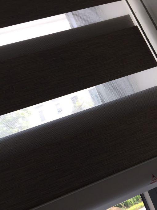 Vải rèm cầu vồng Hàn Quốc
