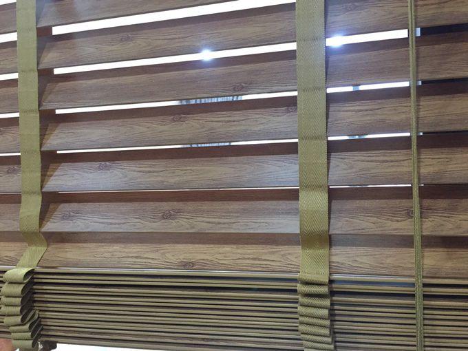 Dây thang và lá vân gỗ