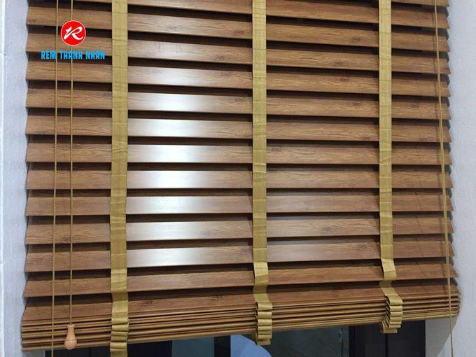 Màu màn sáo nhựa giả gỗ Msj-504