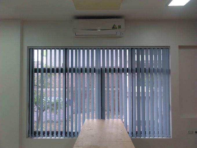Mẫu rèm lật A.304 văn phòng