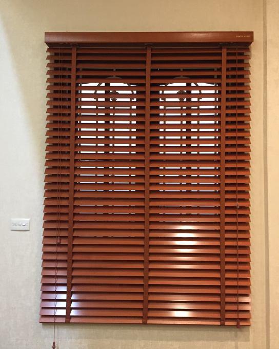 Rèm gỗ cao cấp tại hà nội