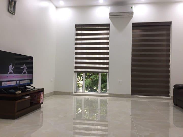 Rèm cửa sổ cầu vồng phòng khách Luxury CiCi HHome