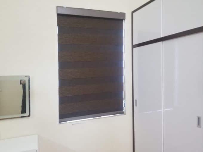 Rèm cửa sổ cầu vồng cản sáng tuyệt đối cho phòng ngủ